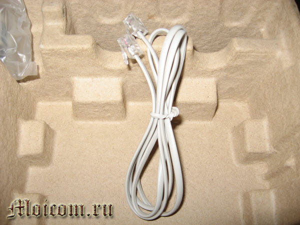 Как подключить wifi роутер - телефонный кабель