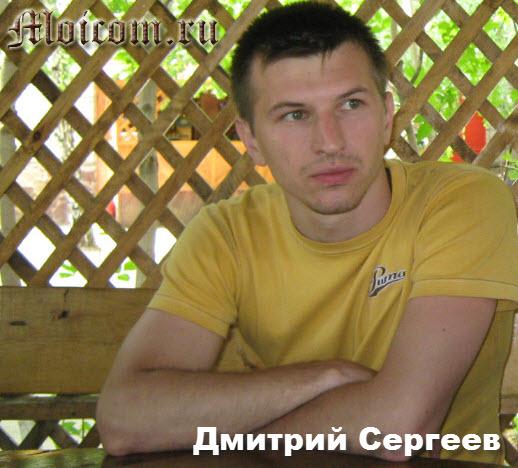 Дмитрий Сергеев - автор блога Moicom.ru