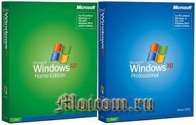 Windows 7 или Windows XP - XP