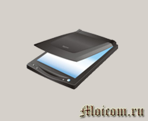 Устройство компьютера - сканер