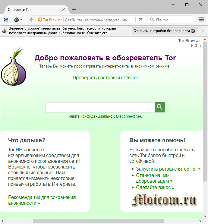 tor-browser-nastrojka-zapushhennyj-obozrevatel