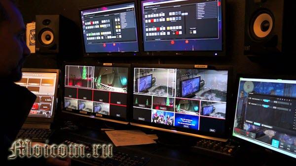 Новый супер мощный компьютер Christofary от Сбербанка - в работе