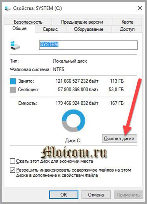 Windows Old: что это за папка - очистка диска
