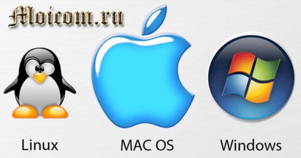 что такое операционная система - самые популярные ОС