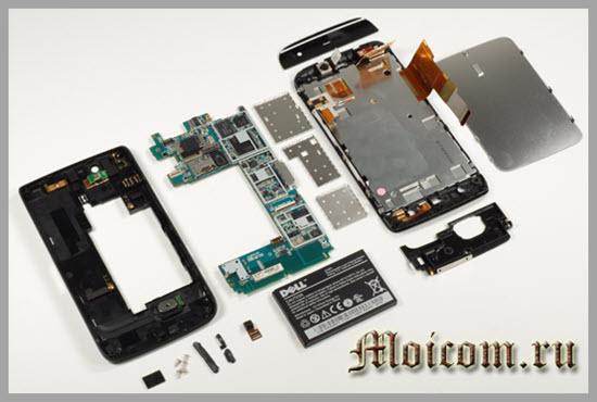 что такое смартфон и как он устроен - как устроен смартфон