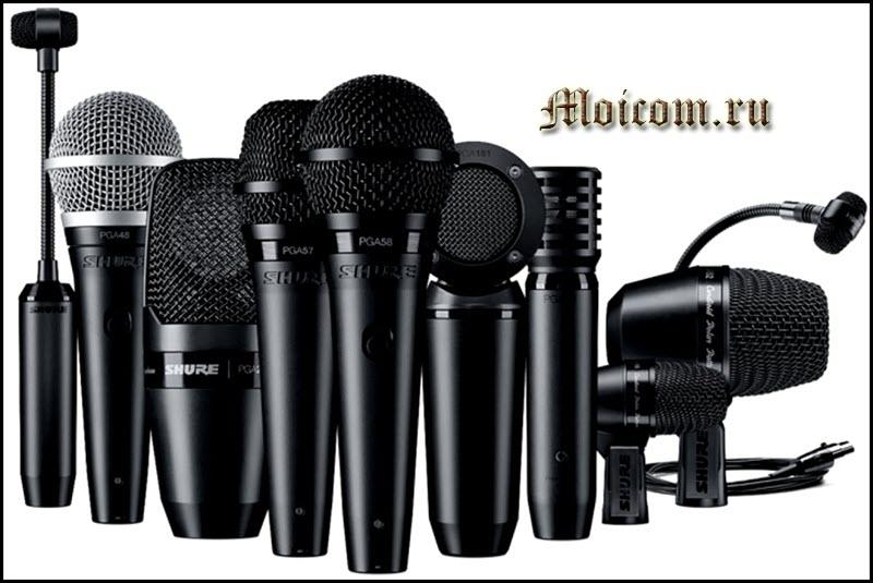 беспроводные микрофоны достоинства и недостатки - разновидности моделей