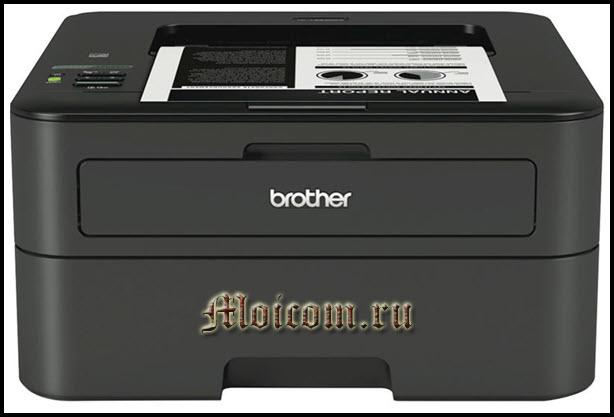 что такое принтер - лазерный принтер